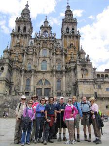 Cathedral - Camino de Santiago