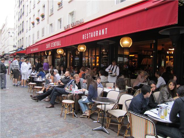 Cafe Le Cler Paris